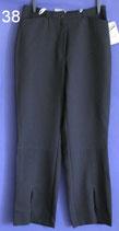 schwarze Damenhose Gr.40 nicht getragen Nr.38