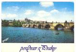 AK Blick auf die Prager Burg     51/15
