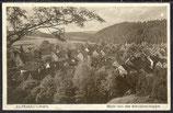 AK Deutsches Reich, postal gelaufen 1926, Altenau, Blick von der Schützenklippe   31/36