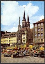 AK Nürnberg, Schöner Brunnen      34/6