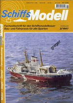 Schiffsmodell 2/97 a