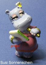 Die Happy Hippo Companie von 1994  - Susi Sonnenschein  - ohne BPZ    -  5x