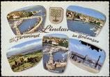 AK Lindau im Bodensee, Mehrbild   66/46