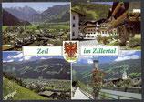 AK Grüsse aus Zell am Ziller, Tirol, Mehrbild    54/5