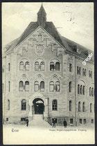 AK Deutsches Reich 1914 Trier Regierungsgebäude     7/23