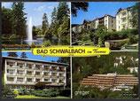 AK Bad Schwalbach. Mehrbildkarte   3m