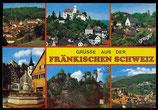 AK Mehrbildkarte Fränkische Schweiz    71/33