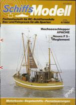 Schiffsmodell 4/88 c  abl
