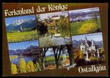 AK Mehrbildkarte Ostallgäu   70/25