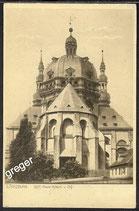 AK Würzburg Stift-Maug-Kirche   40/50