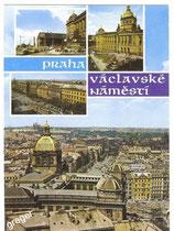 AK Prag, Mehrbildkarte     51/9