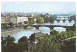 AK Prag, Brücken Panorama    51/49