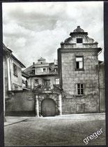 AK Prag Palais Mettych von Cečov    x34