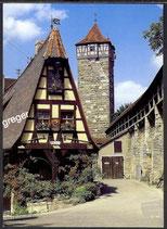AK Rothenburg, Alte Schmiede    48/27