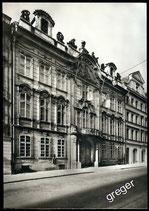 AK Prag Kaunitz Palaiserbaut 1773-75 von A. Schmidt    w3