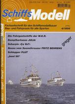 Schiffsmodell 4/96 a