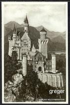AK  Schloss Neuschwanstein   41d