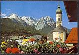 AK Garmisch Partenkirchen Pfarrkirche St. Martin   16/1