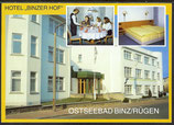 AK Hotel Binzer Hof Binz auf Rügen   17/7
