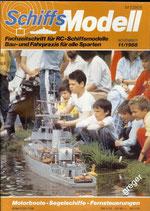 Schiffsmodell 11/88 b  abl