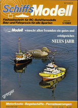 Schiffsmodell 1/85 a