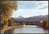 AK Villach mit Kreuzkirche und Karawanken  27/37