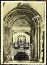 AK Freising, Roman. Portal im Dom    56/1