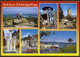 AK Schönes Fichtelgebirge, Mehrbildkarte   21/31