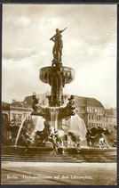 AK Deutsches Reich 1928 Berlin, Herkulesbrunnen 8/8