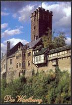 AK  Eisenach Wartburg-Ostansicht   22/22