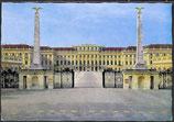 AK Wien Schloß Schönbrunn Haupteingang   27/31