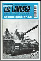 Der Landser Sammelband Nr.134
