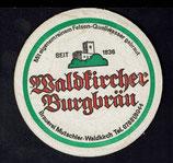 Bierdeckel -Waldkircher Burgbräu  22