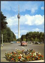 AK Stuttgart Fernsehturm     34/18