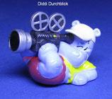 H.H.Hoolywoodstar von 1997  - Didi Durchblick - mit BPZ   -  6x
