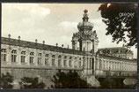 AK  Der Zwinger in Dresden    87f