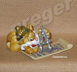 Miezi Cats von 1998  - Geometrico   - mit BPZ   - 2x