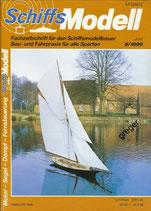 Schiffsmodell 6/90 a  mit Plantafel für den VALK Kotter