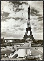 AK Paris. La Tour Eiffel    89m