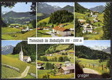 AK Tiefenbach. Allgäu. Mehrbildkarte    5m