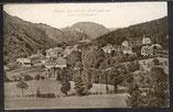 AK Deutsches Reich postal gelaufen 1926, Berneck, Blick vom Galgenberg   31/33