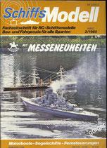Schiffsmodell 3/85 a