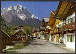 AK 1977 Garmisch Partenkirchen Frühlingsstrasse   15/50