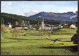AK Ottacker, bei Sulzberg, Panorama    48/35