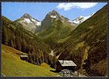 AK Lesachtal Lesacher Alm Hütte  29/8
