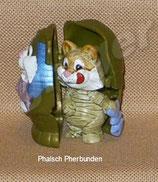 Miezi Cats von 1998  - Phalsch Pherbunden  - mit BPZ   - 8x