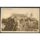 AK Deutsches Reich Nürnberg, Burg v. Süden    7/22