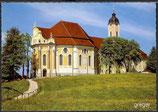 AK Die Wies. Wallfahrtskirche    39m