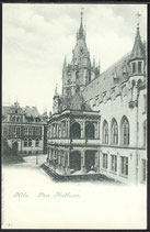 AK Köln, Rathaus     5/16