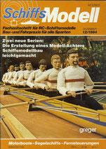 Schiffsmodell 12/84 d  abl